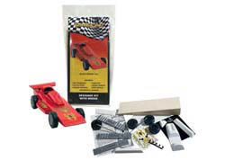 Pine Car BLACKWIDOW DESIGNER KIT , LIST PRICE $10.99