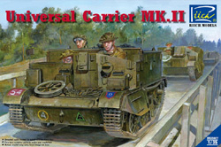 Rich Models UNIVERSAL CARRIER Mk.II 1:35, LIST PRICE $66.25