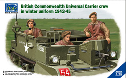Rich Models BRIT COMM UNIV CARRIER CREW:35, LIST PRICE $15
