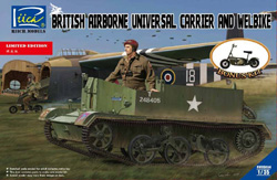 Rich Models Brit Airborne Univ Carrier :35, LIST PRICE $60.5