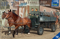 Rich Models German Hf.7 Stahlfeldwagen :35, LIST PRICE $69.5
