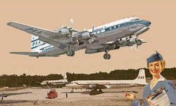 Roden Plastic Kits 1/144 DC-7C Pan American World Airways, LIST PRICE $32.99