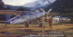Roden Plastic Kits 1/48 Pilatus PC-6C/H-2 Turbo, LIST PRICE $50