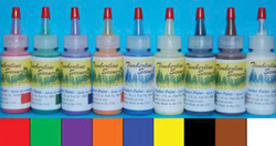 Timberline A Timber Paint Kit -- 9 Colors, 1oz Jars, LIST PRICE $29.99
