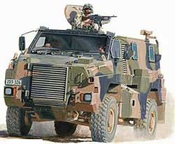 Showcase Models Australia Bushmaster Protected Mv 1:35, LIST PRICE $85