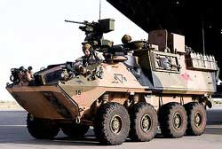 Trident HO ASLAV PC Armored Personnel Carrier Kit Australian Army, LIST PRICE $49.99