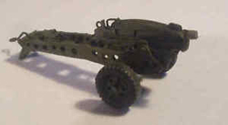 Trident HO M1A1 Howitzer US Army Resin Kit, LIST PRICE $9.99