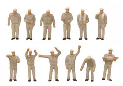 Tomytec Co Ltd N Factory Workers, DUE TBA, LIST PRICE $12.98