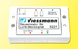Viessmann HO Control Module for Daylight Signals, LIST PRICE $39.99