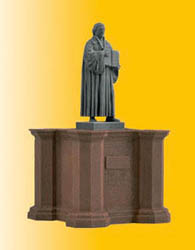 Vollmer HO Martin Luther Statue, LIST PRICE $21.99
