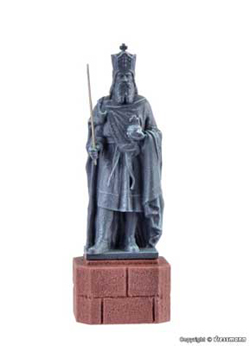 Vollmer HO Charlemagne Statue, DUE TBA, LIST PRICE $38.99