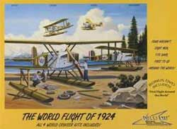 Williams Brothers The WORLD FLIGHT of 1924 1:72, LIST PRICE $64.95