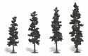 "Woodland Scenics 4 6"" CONIFER GRN TREES 24/KIT, LIST PRICE $19.99"