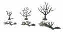 "Woodland Scenics 2 3"" TREE ARMATURES, LIST PRICE $15.99"