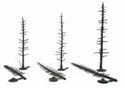 "Woodland Scenics 4 6"" TREE ARMATURES, LIST PRICE $15.99"