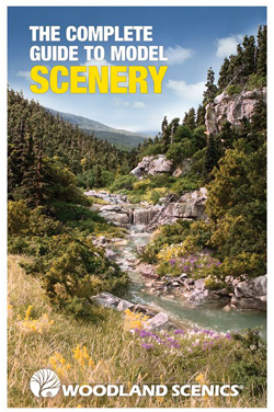 Woodland The Complete Guide to Model Scenery, DUE 9/30/2019, LIST PRICE $19.99