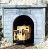Woodland HO TUNNEL PORT CONCRET SGL 1EA, LIST PRICE $10.99