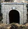Woodland HO TUNNEL PORT CUT STN SGL 1EA, LIST PRICE $10.99