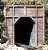 Woodland HO TUNNEL PORT TIMBER SGL 1EA, LIST PRICE $10.99