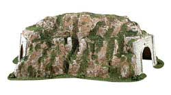 Woodland Scenics HO SCALE CURVE TUNNEL, LIST PRICE $28.99