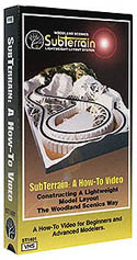 Woodland SUBTERRAIN VIDEO VHS, LIST PRICE $24.99