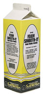 Woodland Scenics FOAM SMOOTH IT 1 QT, LIST PRICE $8.99