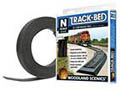 Woodland Scenics N TRACKBED ROLL 24', LIST PRICE $9.99