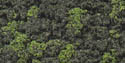 Woodland Scenics FOREST BLEND BUSHES (BAG), LIST PRICE $5.99