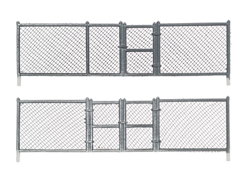Woodland HO Chain Link Fence, LIST PRICE $14.99