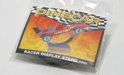 Woodland RACER DISPLAY STAND, LIST PRICE $6.99