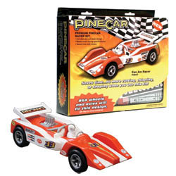 Woodland Scenics CAN AM RACER PREM RACER KIT, LIST PRICE $17.99