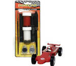 Woodland Scenics FLAMIN' RED COMPLETE PAINT SYS, LIST PRICE $9.99