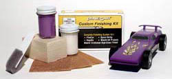 Woodland COMPETITION PURPLE CUST FIN KT, LIST PRICE $9.99
