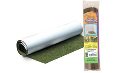 Woodland 10.6875X7.3125 GREEN GRASS RG, LIST PRICE $4.49