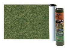 Woodland 10.75X16.25 GREEN GRASS RG SHT, LIST PRICE $5.99