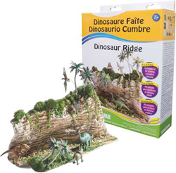 Woodland Scenics Landescapes - Dinosaur Ridge, LIST PRICE $24.99