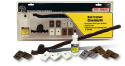 Woodland RAIL TRACKER CLEANING KIT, LIST PRICE $34.99