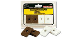 Woodland CLEANING AND FINISHING PADS, LIST PRICE $6.99