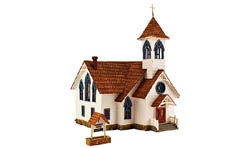 Woodland HO COMMUNITY CHURCH, LIST PRICE $94.99