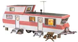 Woodland HO Double Decker Trailer, LIST PRICE $74.99