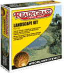 Woodland Scenics READYGRASS LANDSCAPE KIT, LIST PRICE $18.99