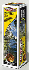 Woodland Scenics READYGRASS WATER KIT, LIST PRICE $13.99
