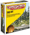 Woodland Scenics READYGRASS TREE KIT, LIST PRICE $27.99