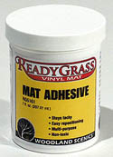 Woodland Scenics READYGRASS MAT ADHESIVE 7FL OZ, LIST PRICE $9.99