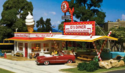Woodland HO D'S DINER, LIST PRICE $46.99