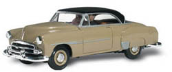 Woodland Scenics N BILLY BROWN'S COUPE, LIST PRICE $15.99