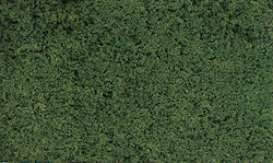 Woodland Scenics DARK GREEN FOLIAGE, LIST PRICE $5.99