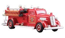 Woodland HO Fire Truck, LIST PRICE $49.99
