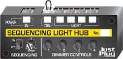 Woodland Scenics Sequencing Light Hub, LIST PRICE $24.99