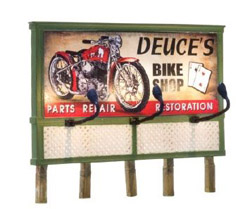 Woodland Scenics HO Deuce's Parts & Repair, LIST PRICE $59.98